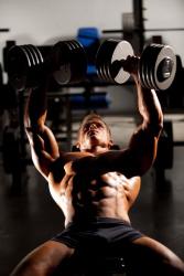 Бодибилдинг: Программы тренировок для любого типа людей со стажем тренировок.