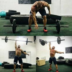Бодибилдинг: Тренировка в паре с полным разбором техники в упражнениях.