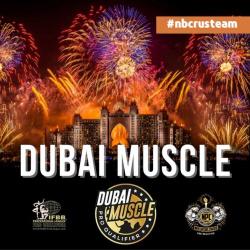 DUBAI MUSCLE Pro Qualifer