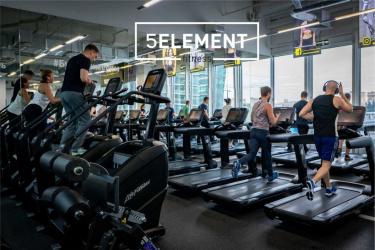 Спортивный зал: 5 Элемент