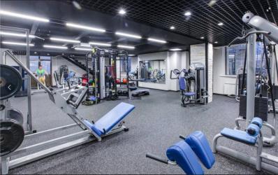 Физкультурно-оздоровительное сооружение: Camelot Gym