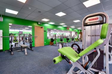 Спортивный зал: Фитнес-клуб X-Fit Марьино