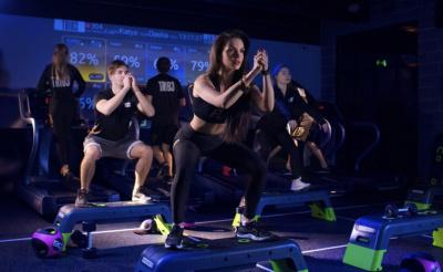 Спортивный зал: Фитнес-студия TRIB3
