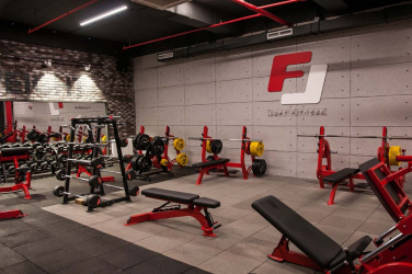 Спортивный зал: Loft Fitness