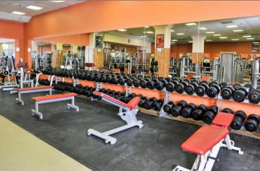 Спортивный зал: Platinum Fitness