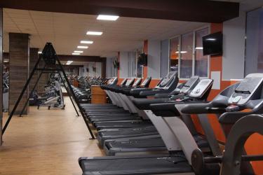 Комплексная спортивная площадка: ЮНА AQUA LIFE